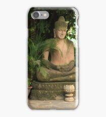 Cambodian Buddha. iPhone Case/Skin