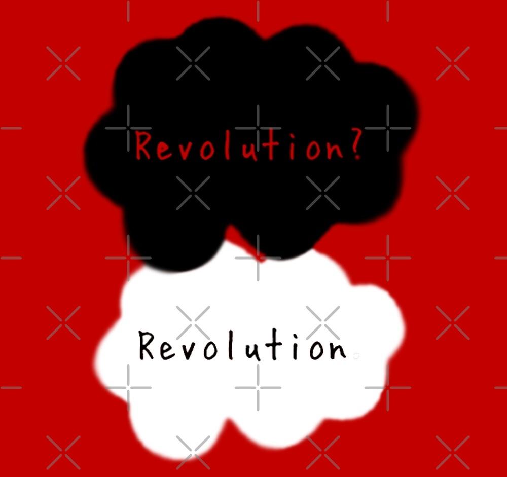 revolution by Leyzel
