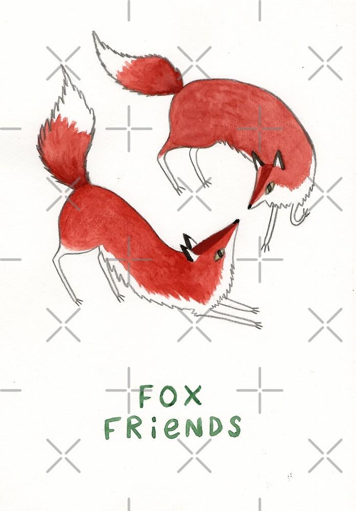 Fox Friends by Sophie Corrigan
