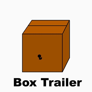 Box Trailer by mlle205