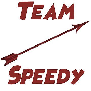 Team Speedy-Arrow by sarahxxdll