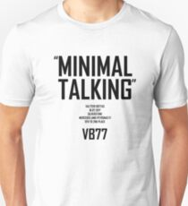 Minimal Talking T-Shirt