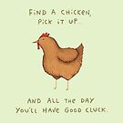 Good Cluck by Sophie Corrigan