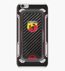 Abarth Carbon Competizione iPhone Case