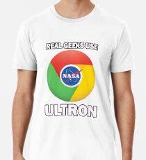 Google Ultron T-Shirt - Real Geeks use ULTRON Premium T-Shirt