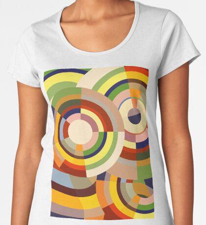 Colour Revolution SIX Premium Scoop T-Shirt