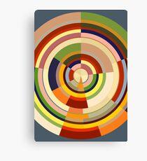 Colour Revolution FIVE Canvas Print