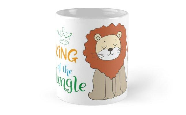 lion by fun-tee-shirts