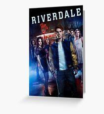 Riverdale Greeting Card