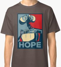 Trust in Wall-e  Classic T-Shirt