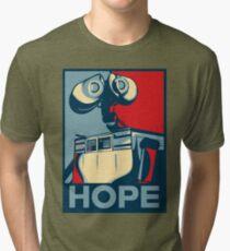 Trust in Wall-e  Tri-blend T-Shirt