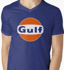 Gulf Men's V-Neck T-Shirt