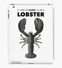 The lobster  iPad Case/Skin