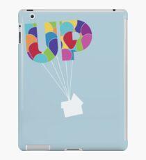 Up Minimalist  iPad Case/Skin
