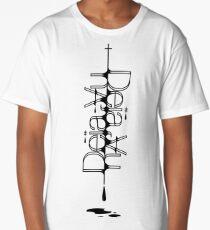 Deja Vu - Black Long T-Shirt