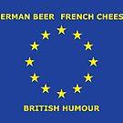 EU Flag by lethalfizzle