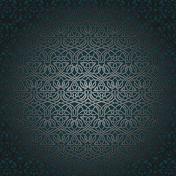 Jasmine Celtic Knotwork V1 by BloodyMarvelous