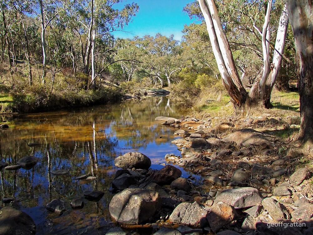 koorawatha creek by geoffgrattan