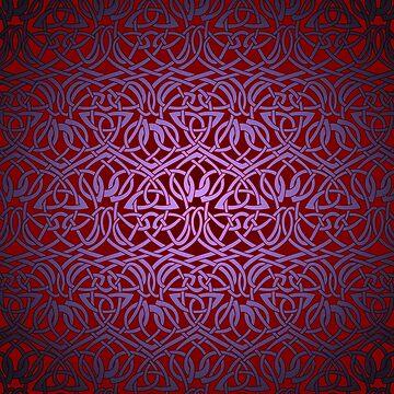 Jasmine Celtic Knotwork V2 by BloodyMarvelous