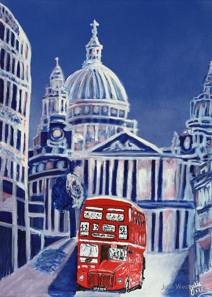 Iconic London by Julie Westmore