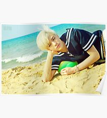 NCT DREAM WE YOUNG JENO Poster