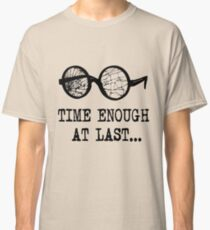 """Time Enough at Last"" T-shirt Classic T-Shirt"
