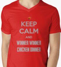 Keep calm and Winner Winner Chicken Dinner T-Shirt