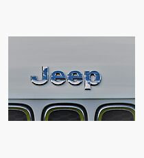 Jeep Photographic Print