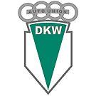 DKW Auto Union (Audi Vintage Logo), 1919-1969 by Traut