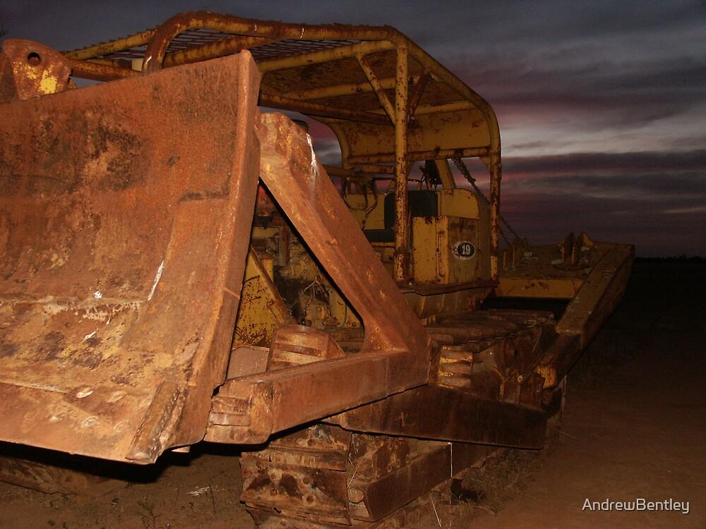 Rusty Dozer #044 by AndrewBentley