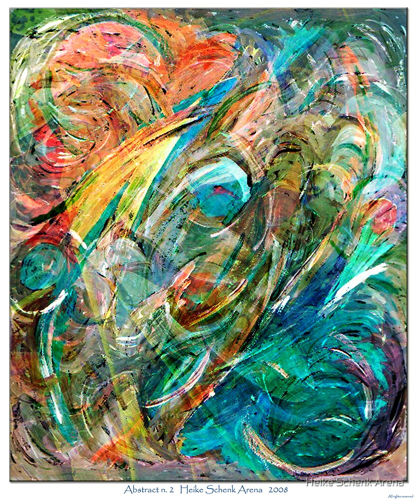 Abstract n.2 by Heike Schenk Arena