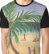 Palm Cove Graphic T-Shirt