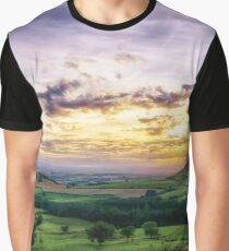 Captain Cook Country Graphic T-Shirt
