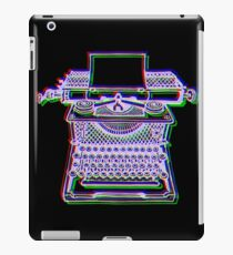Spectrum Typewriter iPad Case/Skin