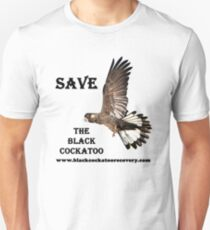 Save the Black Cockatoo T-Shirt