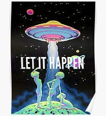 Let it Happen Poster
