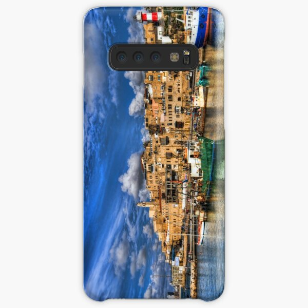 The old port, Jaffa Samsung Galaxy Snap Case