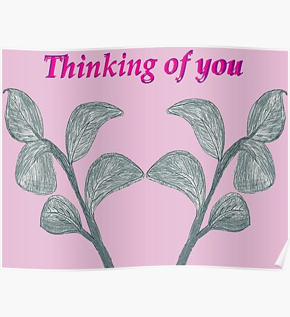 Thinking of You Poster
