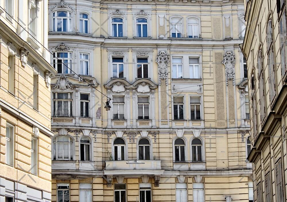Dominikanerbastei, 1010 Vienna Austria by Mythos57