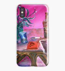 Still Life: Left Overs iPhone Case/Skin