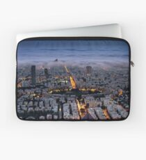 Here comes the fog  Laptop Sleeve