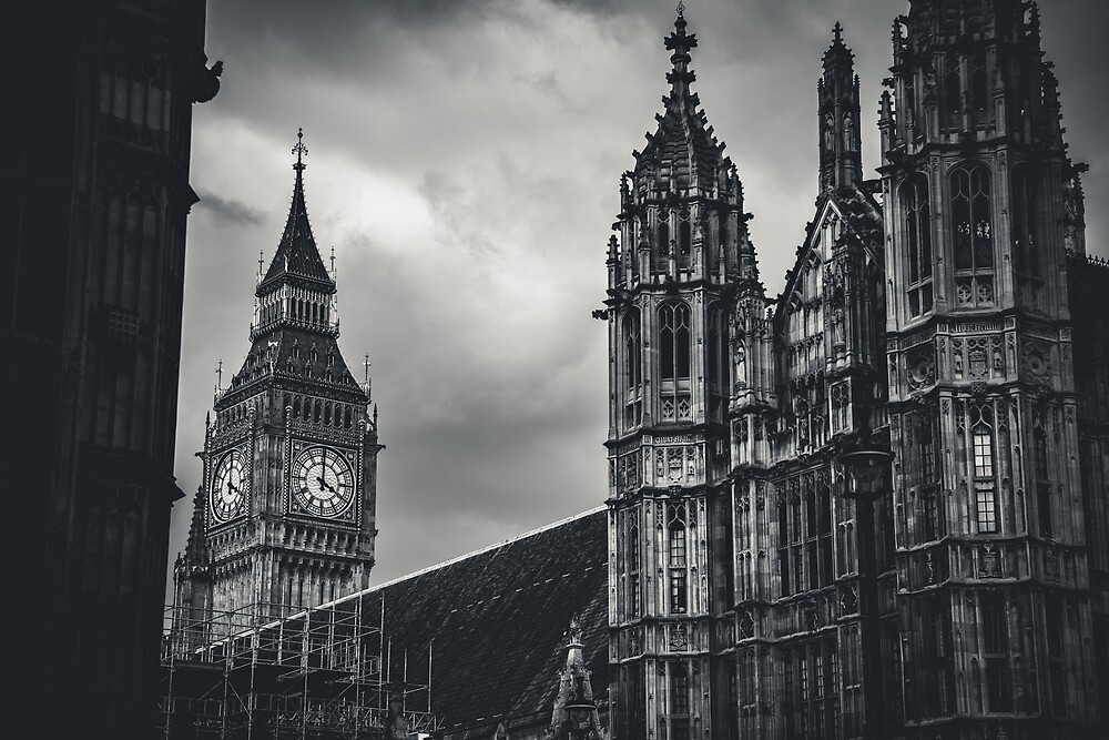 Palace of Westminster by James Galler