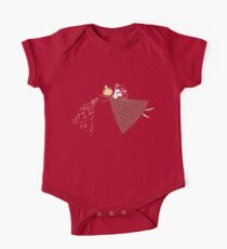 Whimsical Magical Snowflakes Fairy II Kids Clothes