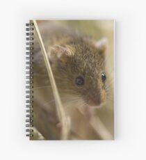 Field Mouse Spiral Notebook