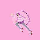 Gioki Atom Girl by Antonio  Luppino