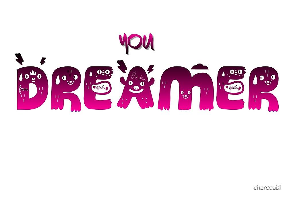 Pinky Dreamer by charcoabi