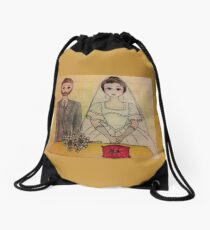 THE MARRIAGE Drawstring Bag