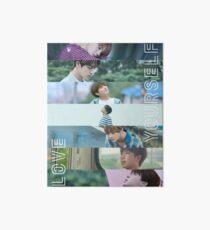 BTS LOVE YOURSELF Art Board