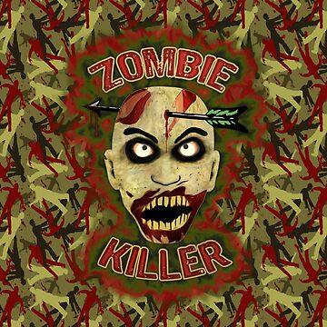 Zombie Killer by JerryWLambert
