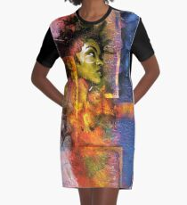 Lauryn Hill Graphic T-Shirt Dress